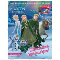 Disney Frozen Doeboek De Magie van het Noorderlicht