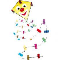 Rhombus Vlieger Clown Medium