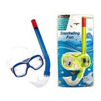 SportX Junior Snorkelset Comfort 8-12 jaar Assorti