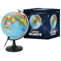 Globe + Verlichting 20cm