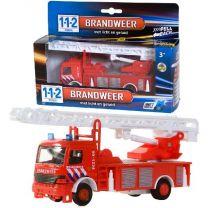 112 Brandweer + Licht + Geluid 15cm