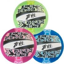 Tribe Neoprene Vollybal Beach Ball Assorti