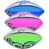 Tribe Neoprene Rugbybal Beach Assorti
