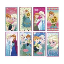 Disney Frozen Badlaken 70x140 Assorti