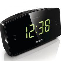 Philips AJ3400/12 Wekkerradio Zwart