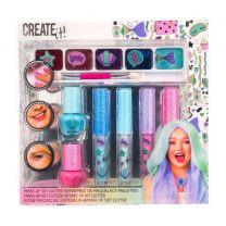 Create It Zeemeerminnen Glitter Make-Up Set