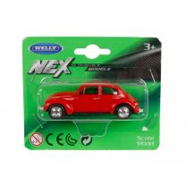 Welly Die-Cast VW Kever 1:60 Assorti
