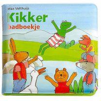 Kikker Badboekje met Piepertje