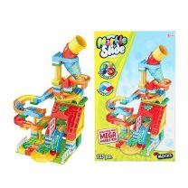 Toi-Toys Blocks Bouwblokken Knikkerbaan 133-delig
