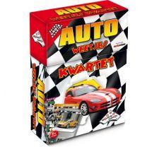 Raceautos Kwartet