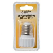 Lighting Parts 54391 Fitting verloop E27-GU10