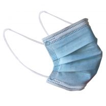 Mondkapjes 3-laags Hypoallergeen Anti-Allergisch 10 Stuks