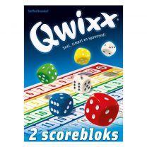 White Goblin Games Qwixx Scorebloks 2 Stuks