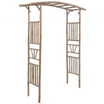 Rozenboog bamboe 145x40x187 cm