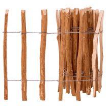 Hazelaar hout houten hek 60x500 cm