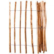 Hazelaar hout houten hek 120x250 cm
