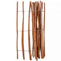 Hazelaar houten hek gempregneerd 120x250 cm
