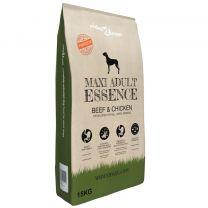 Premium hondenvoer droog Maxi Adult Essence Beef & Chicken 15 kg