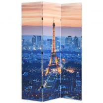 Kamerverdeler inklapbaar Parijs bij nacht 120x180 cm