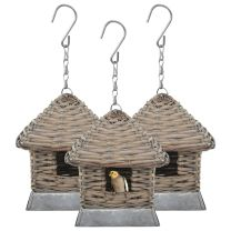Vogelhuizen riet 3 st