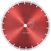 Diamantzaagblad 300 mm staal