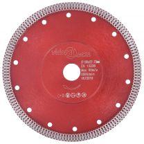 Diamantzaagblad met gaten 180 mm staal