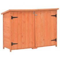 Tuinberging 120x50x91 cm hout