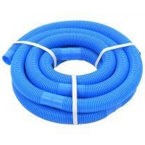 Zwembadslang 38 mm 6 m blauw
