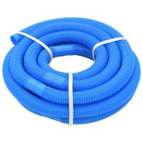 Zwembadslang 32 mm 9,9 m blauw