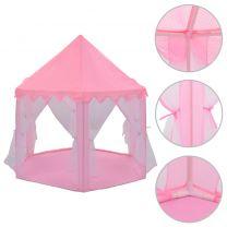 Speeltent prinses roze