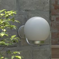Buitenlamp Bristol 32 cm RVS