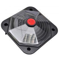 Zonnecollector zwembad verwarming 735 W WG-1000