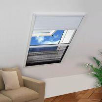 Raamhor voor dakramen met zonnescherm pliss 160x110 cm