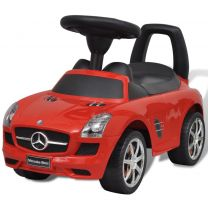Mercedes Benz loopauto (rood)
