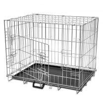 Hondenbench inklapbaar M metaal