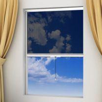 Rolhor voor ramen wit 120 x 170 cm