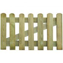 Tuinpoort 100 x 60 cm hout