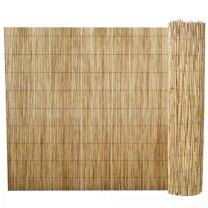 Tuinomheining riet 500 x 100 cm