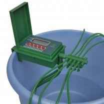 Irrigatiesysteem automatisch met timer voor watersproeier