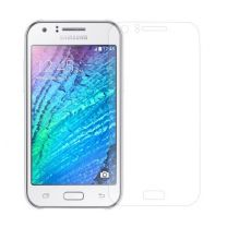 MW Tempered Glass Screen Protector Arc Edge voor Samsung Galaxy J1