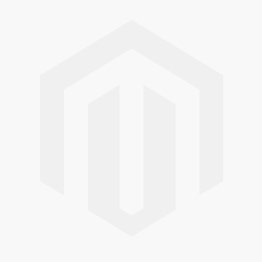 Placemats 6 st chindi gestreept 30x45 cm bordeauxrood en wit