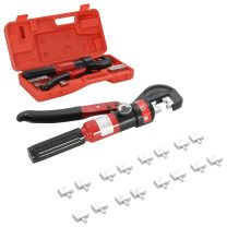 Krimptang hydraulisch 4-6-8-10-16-25-35-60 mm