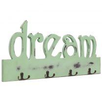 Wandkapstok DREAM 50x23 cm