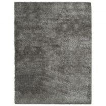 Vloerkleed shaggy hoogpolig 120x160 cm antraciet