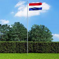 Vlag Nederland 90x150 cm