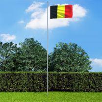 Vlag Belgi 90x150 cm