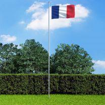 Vlag Frankrijk 90x150 cm