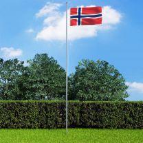 Vlag Noorwegen 90x150 cm