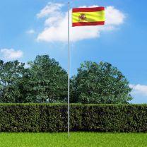 Vlag Spanje 90x150 cm