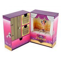 Princess Friends Muziek-Sierradendoos